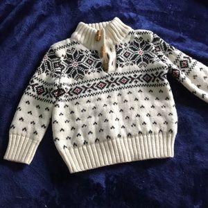 Polo Ralph Lauren toddler boy sweater